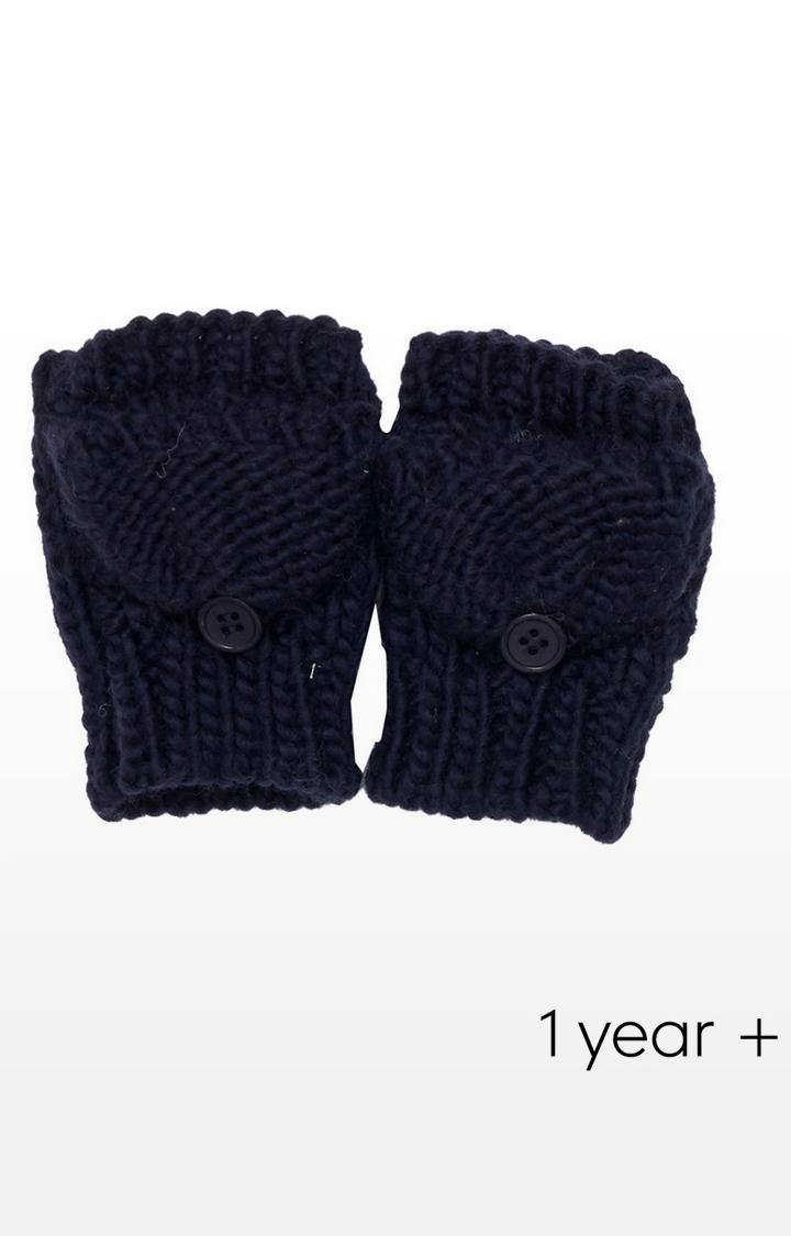 Mothercare | Navy Converter Gloves