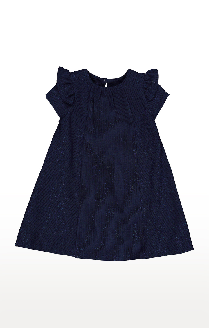 Mothercare | Navy Striped Dress