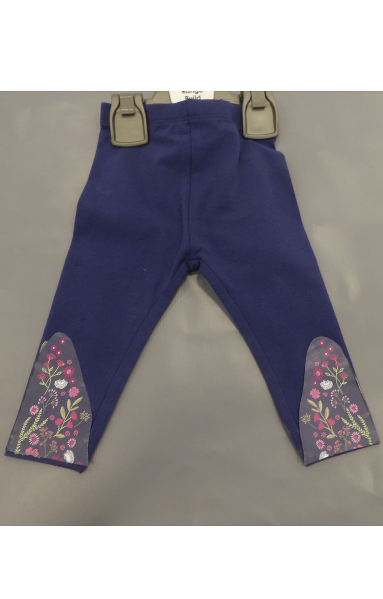 Mothercare | Navy Floral Leggings
