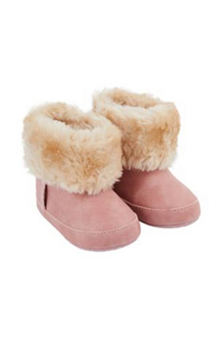 Mothercare | Pink Boots