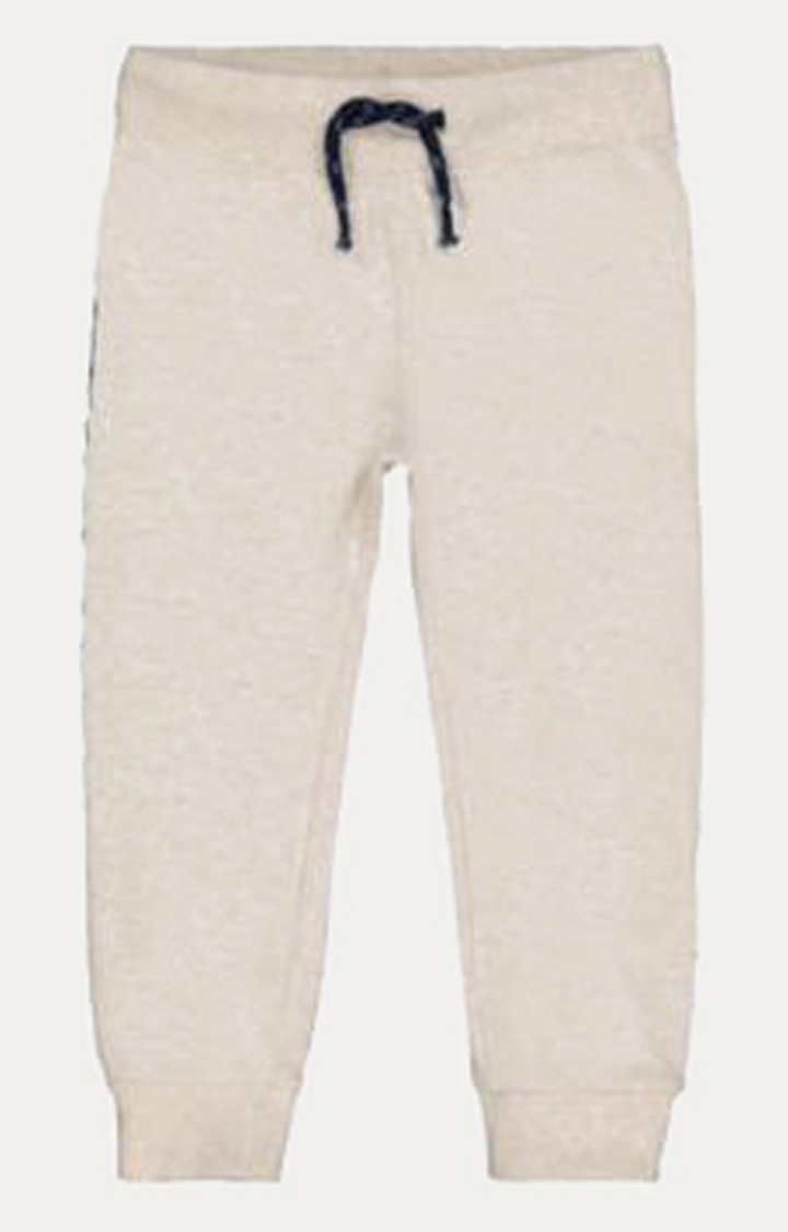 Mothercare | Oatmeal Striped Joggers