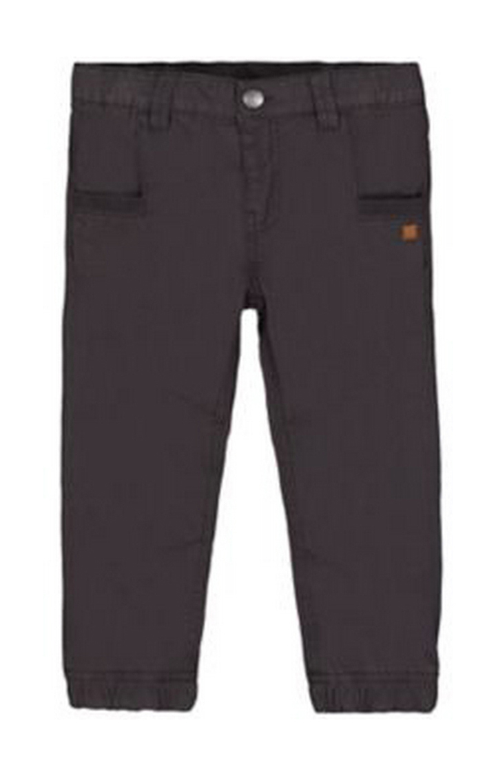 Mothercare   Grey Jersey-Lined Woven Trousers