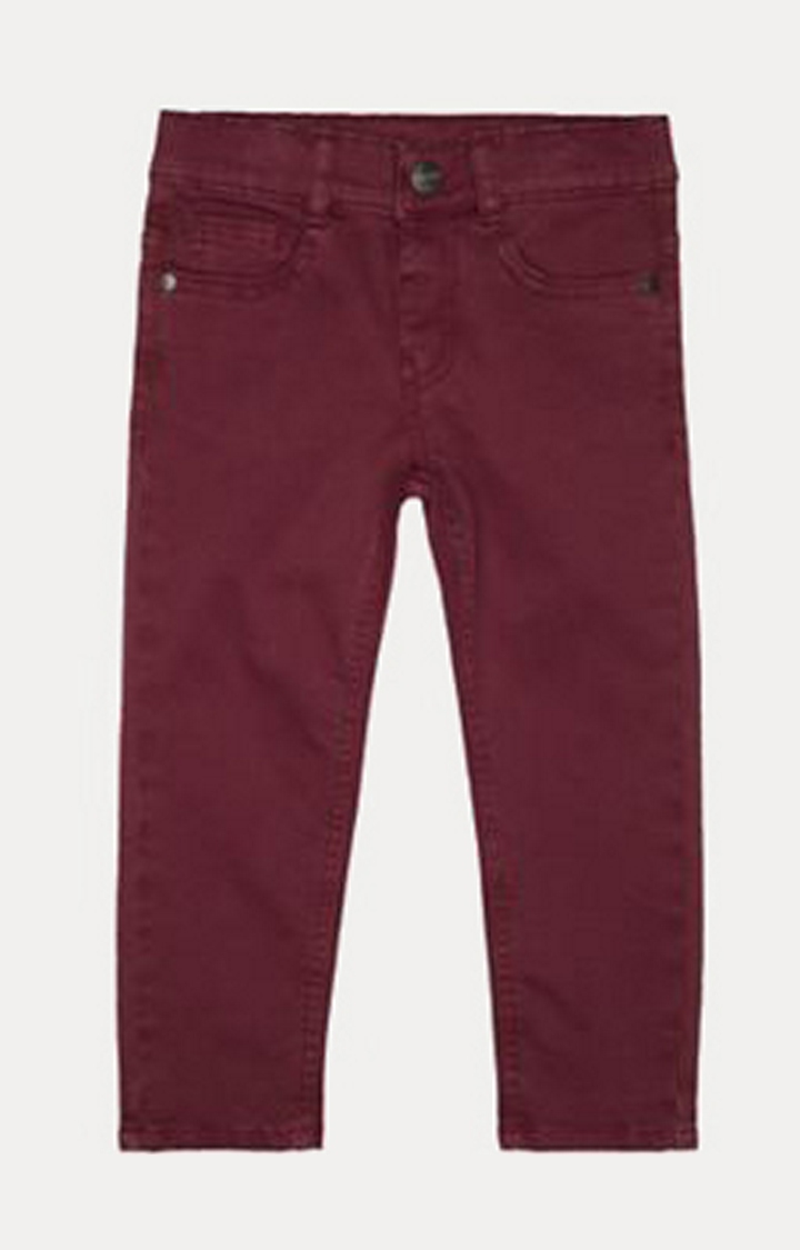 Mothercare | Burgundy Trousers