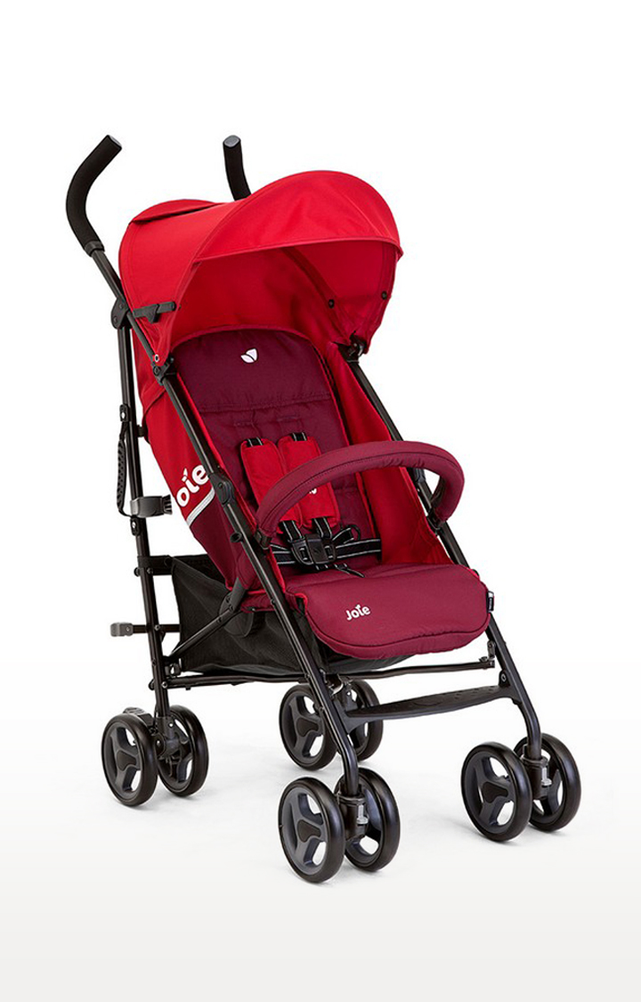 Mothercare   Joie Nitro Lx W/ Rc Cherry Baby Stroller Red