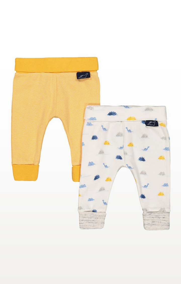 Mothercare | Dinosaur And Striped Joggers