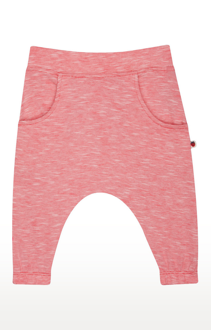 Mothercare | Red Melange Joggers