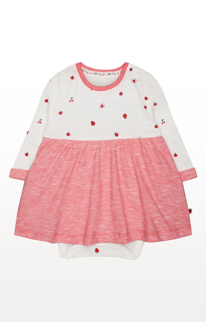 Mothercare | Strawberry Romper Dress