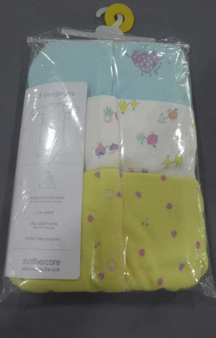 Mothercare | Multicoloured Printed Nightsuit