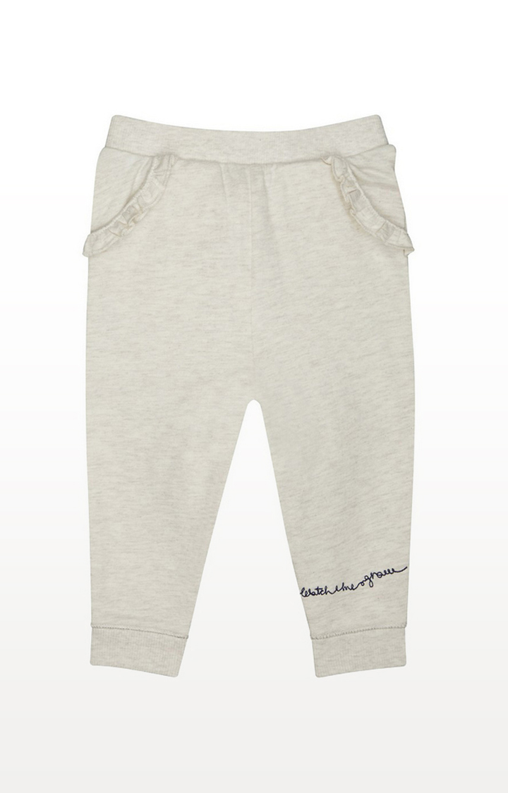 Mothercare | Grey Frill Joggers