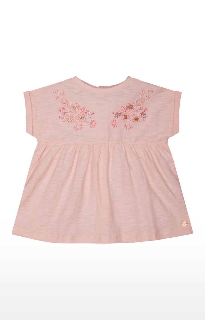 Mothercare   Pink Printed Top