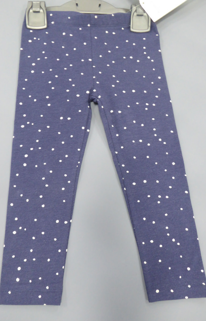 Mothercare | Blue Printed Trousers