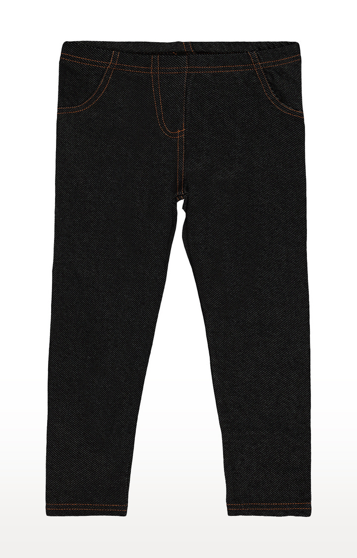 Mothercare | Charcoal Melange Trousers