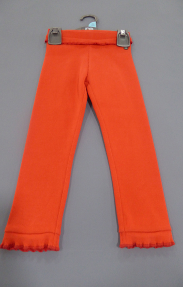 Mothercare | Orange Solid Trousers