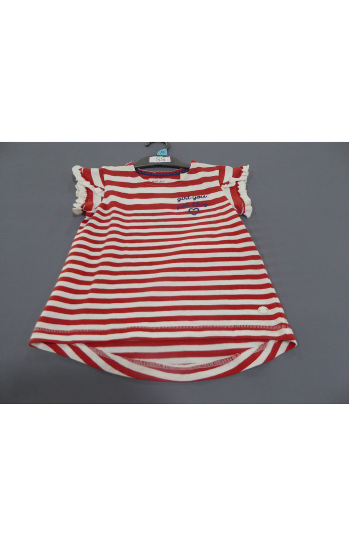 Mothercare | Red Striped Top