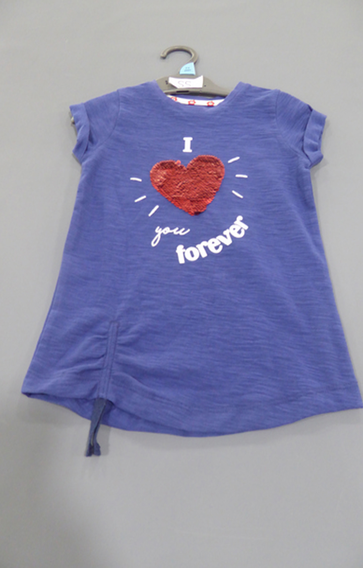 Mothercare | Blue Printed Top