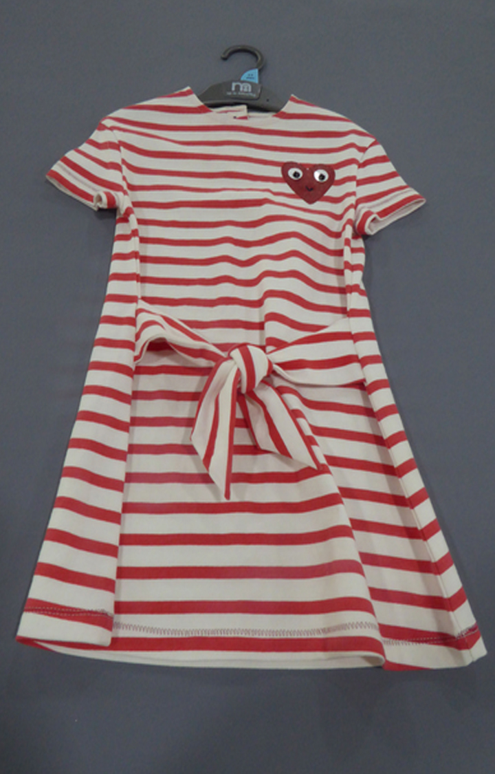 Mothercare | Red Striped Dress