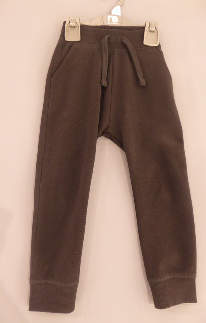 Mothercare | Brown Solid Joggers