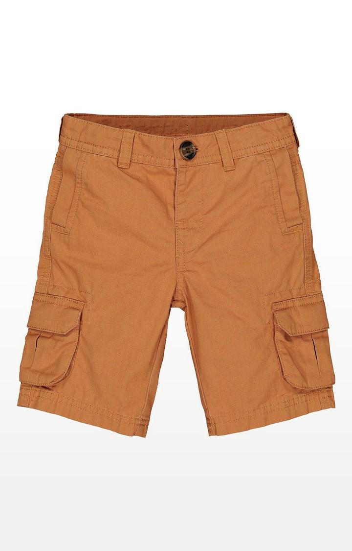 Mothercare | Tan Cargo Shorts