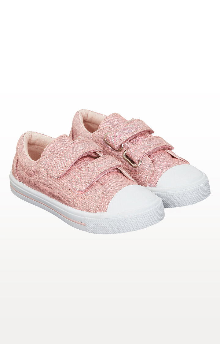 Mothercare | Pink Sparkle Trainers