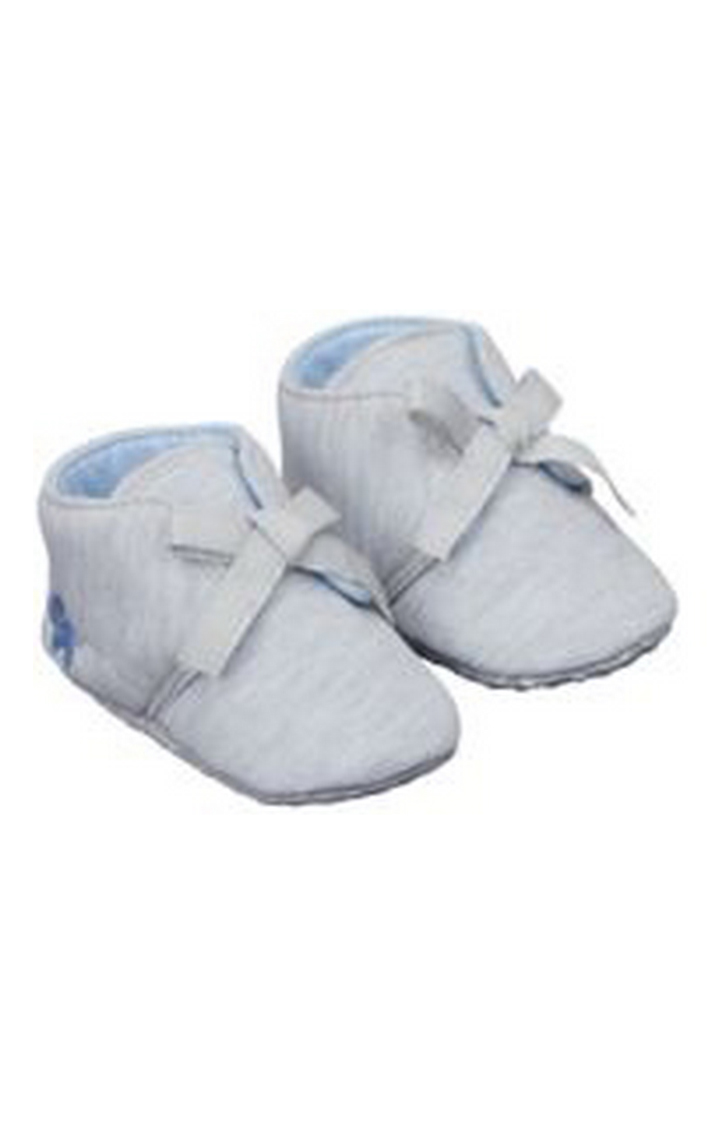 Mothercare   Blue Casual Slip-ons