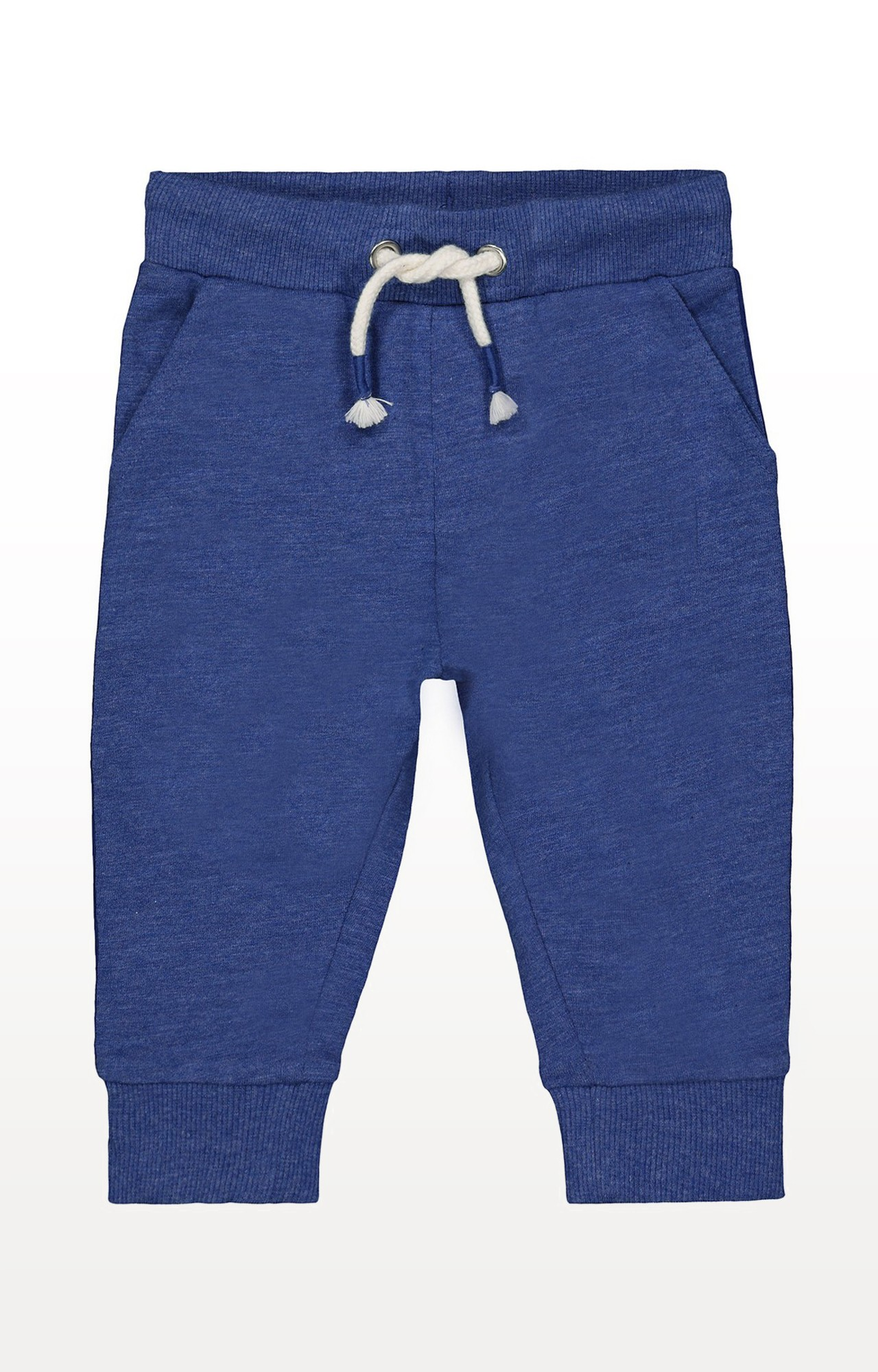 Mothercare | Boys Joggers Contrast Taping - Blue