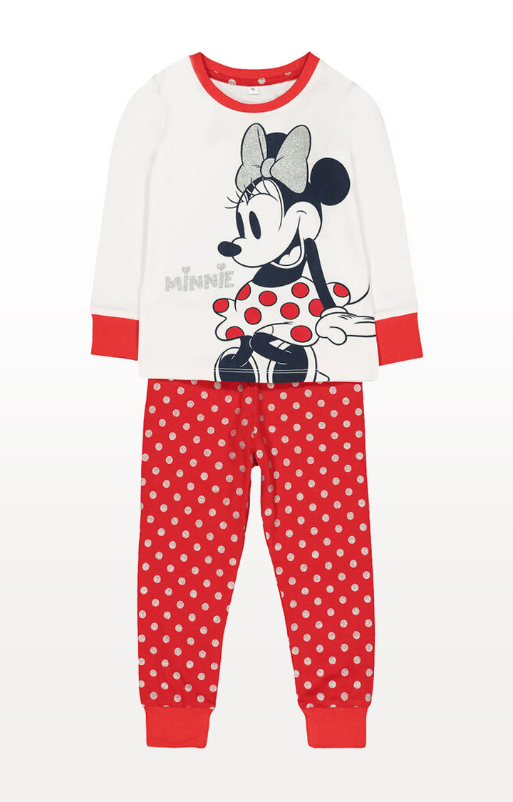 Mothercare | Disney Minnie Mouse Pyjamas