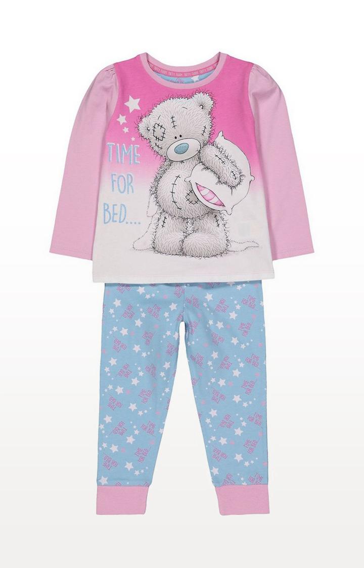 Mothercare   Tatty Teddy Pyjamas