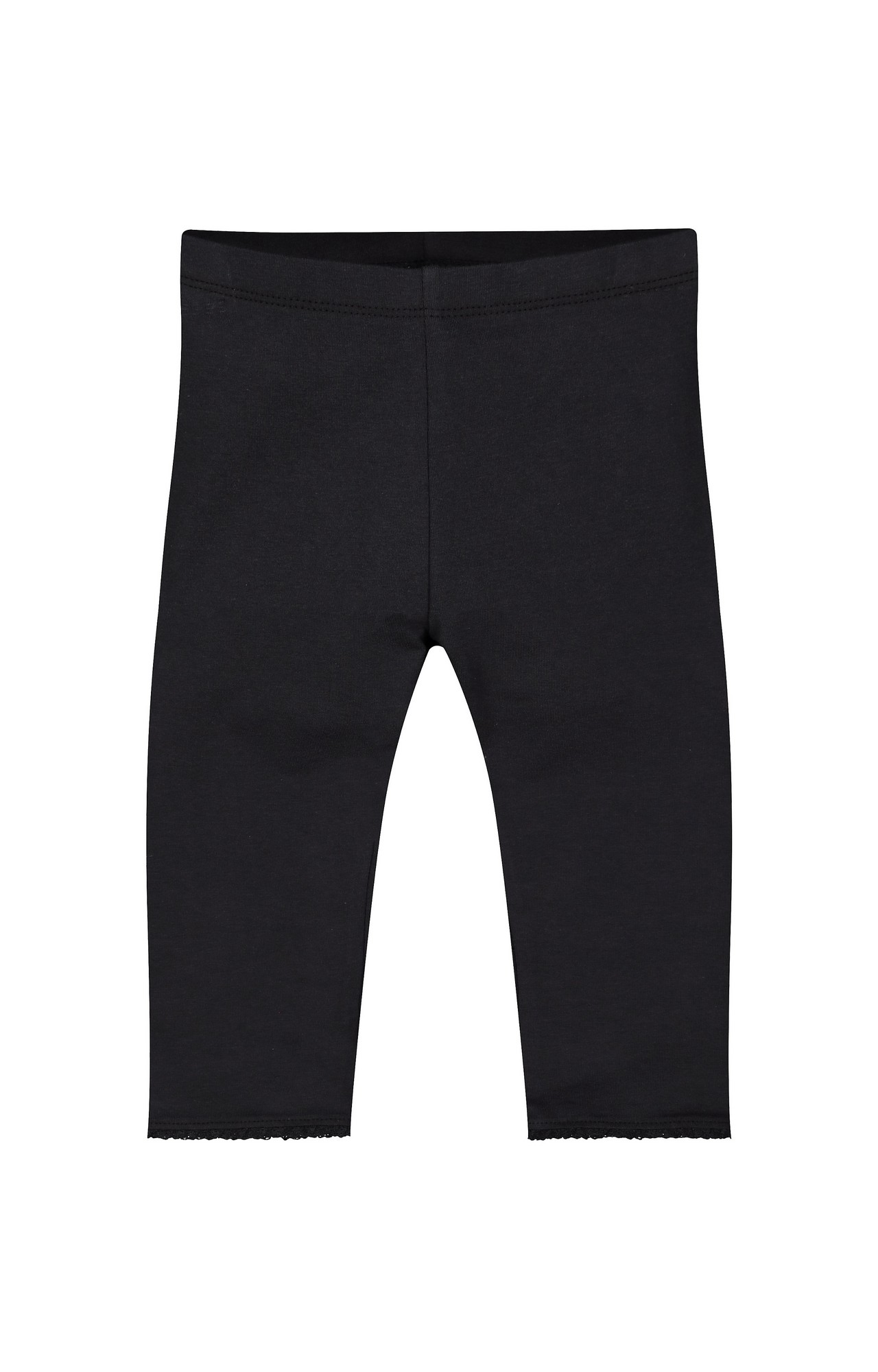 Mothercare | Black Solid Casual Pants