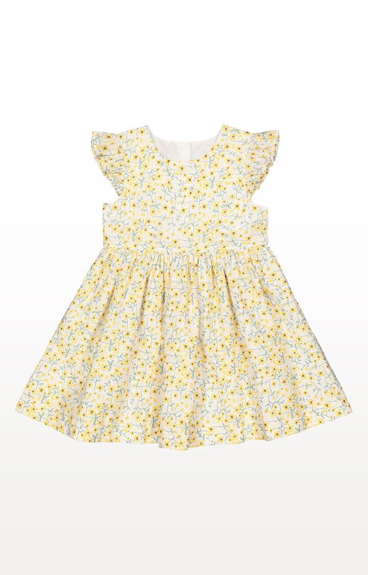 Mothercare | Floral Poplin Dress