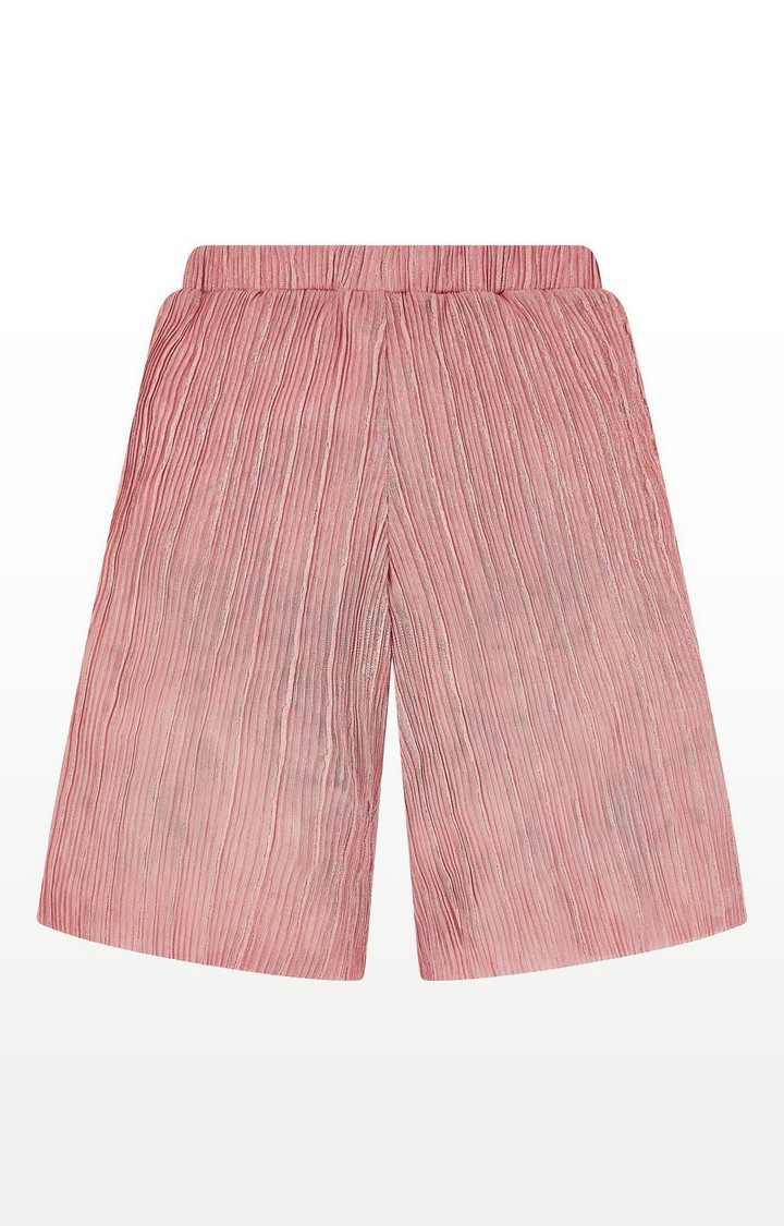 Mothercare | Pink Shimmer Culottes