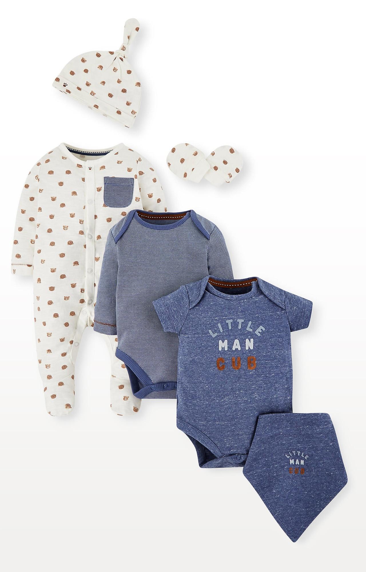 Mothercare | Bear Six-Piece Set