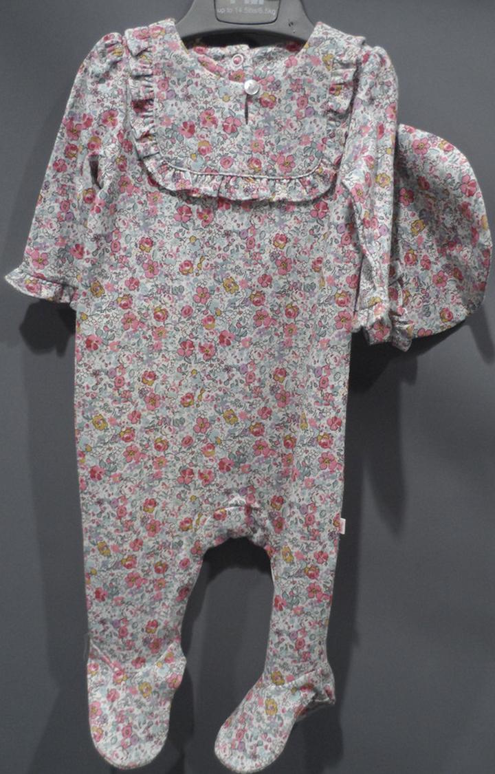 Mothercare | Multicoloured Printed Romper