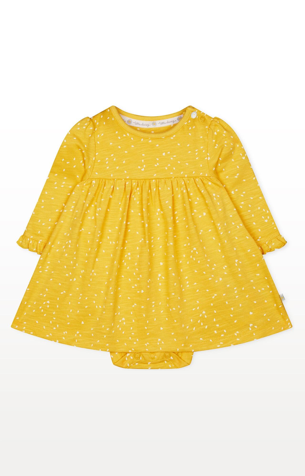 Mothercare | Yellow Romper Dress