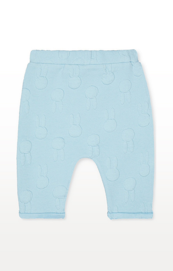 Mothercare | My First Bunny Trousers - Blue