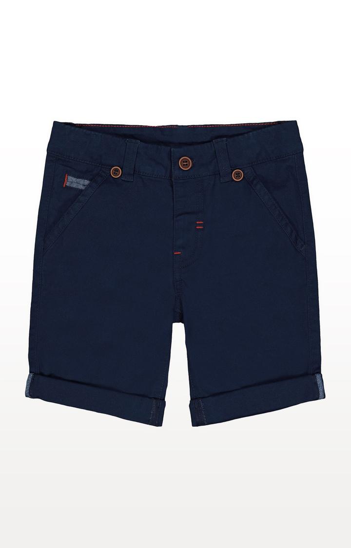 Mothercare   Navy Chino Shorts