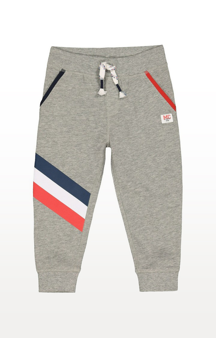 Mothercare | Grey Stripe Joggers