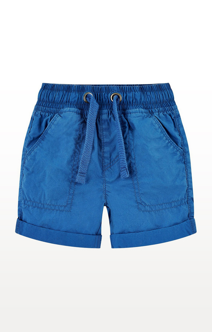 Mothercare   Blue Shorts