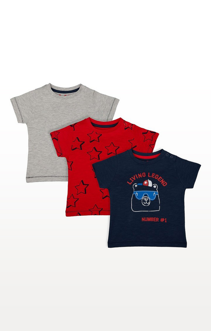 Mothercare   Legend T-Shirts - 3 Pack