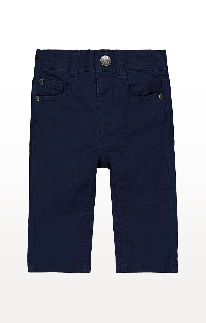 Mothercare   Navy Trousers