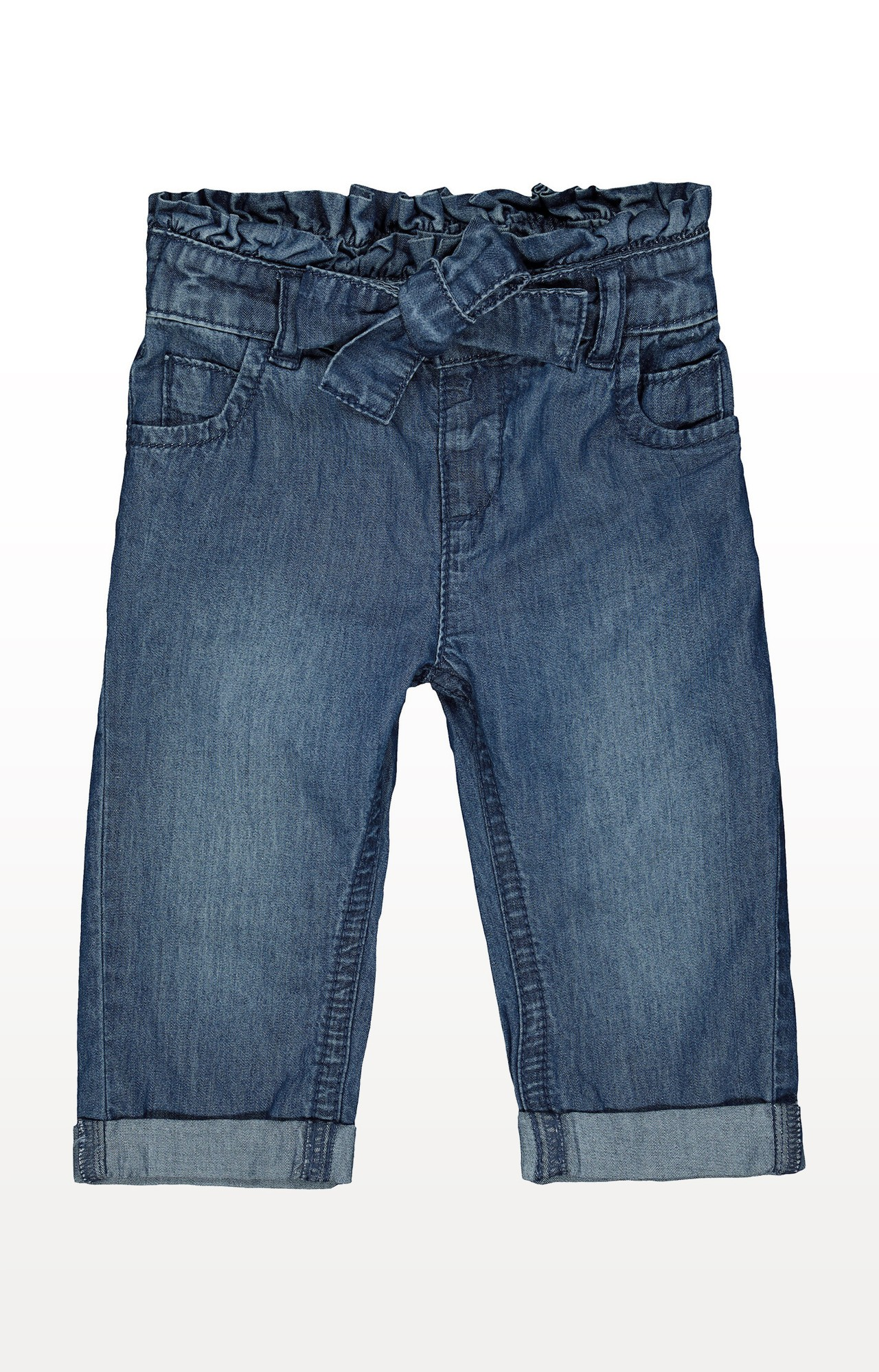 Mothercare | Blue Paperbag Jeans