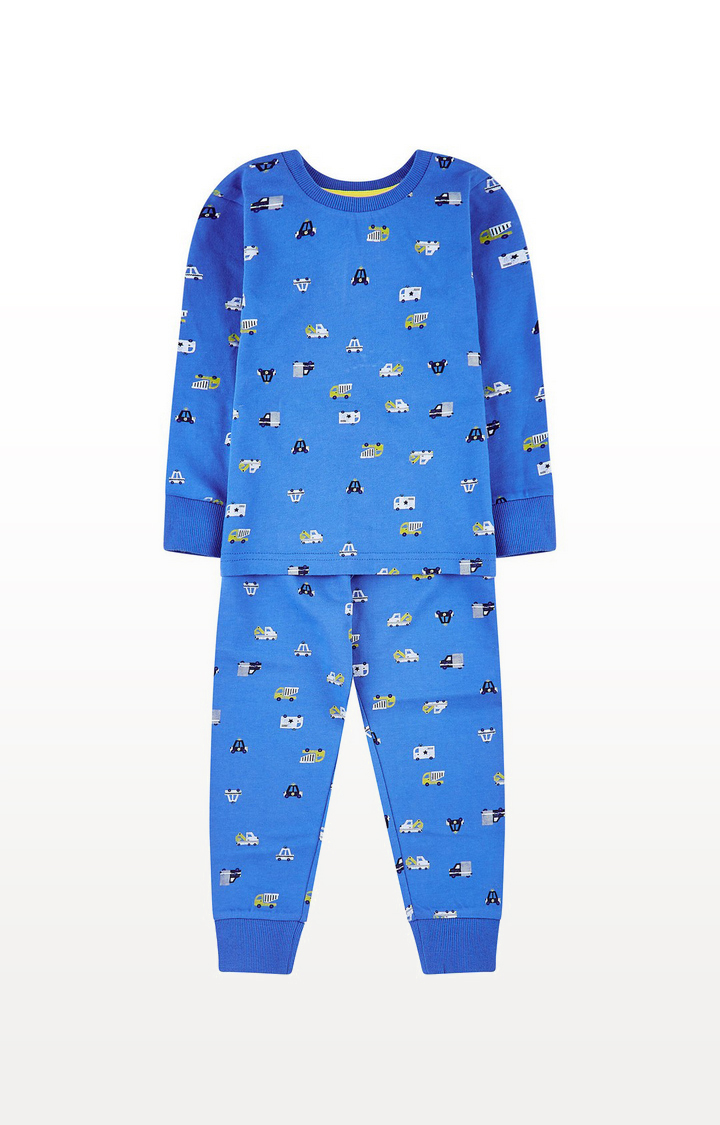 Mothercare | Vehicle Pyjamas