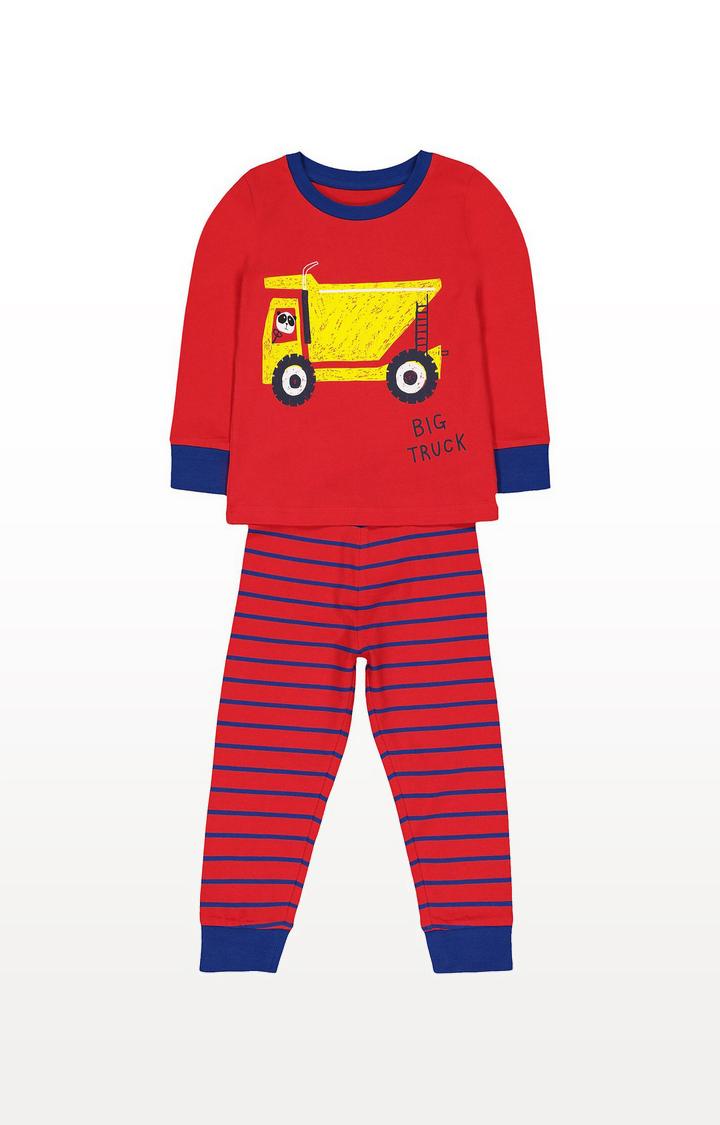 Mothercare | Big Truck Pyjamas