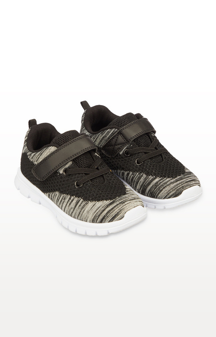 Mothercare | Black Lightweight Trainers