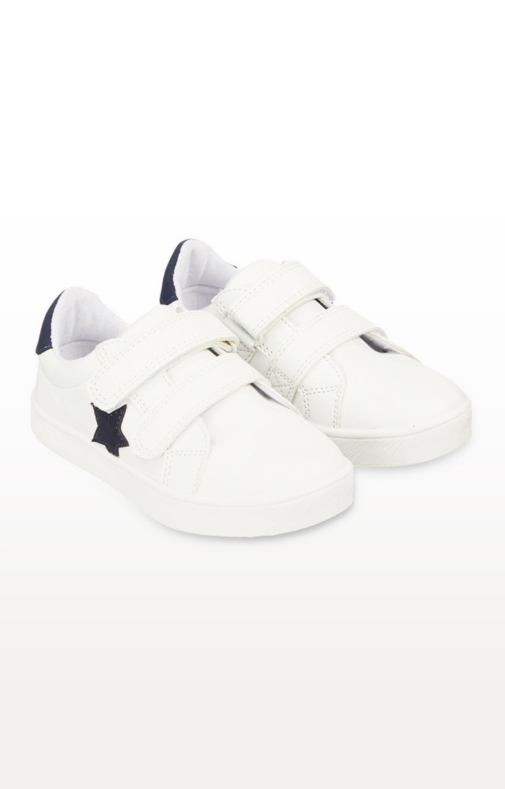 Mothercare | White Star Trainers