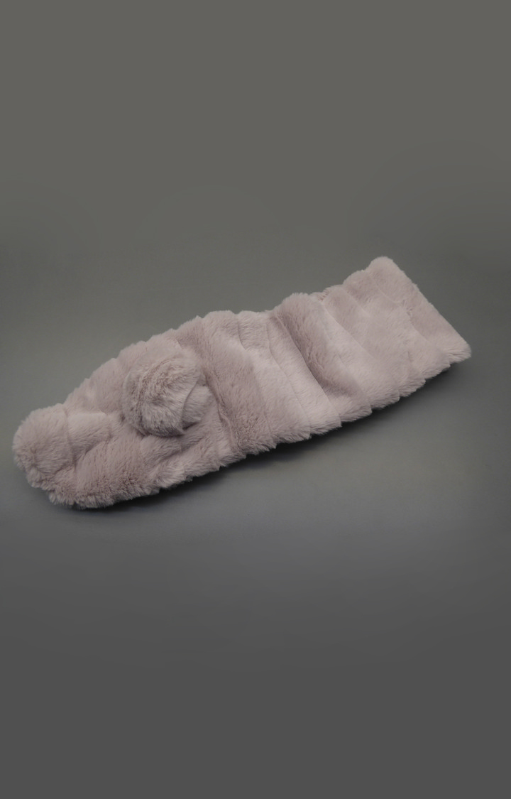 Mothercare | Pink Solid Scarf