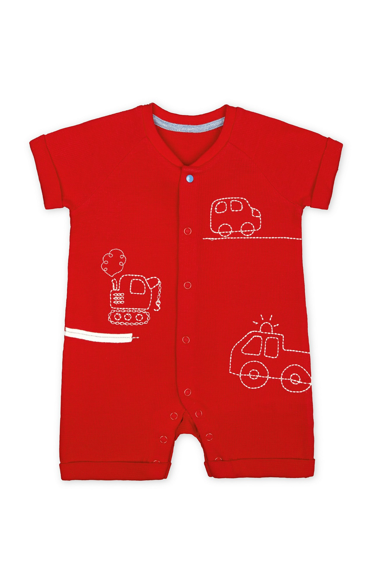 Mothercare | Red Printed Romper