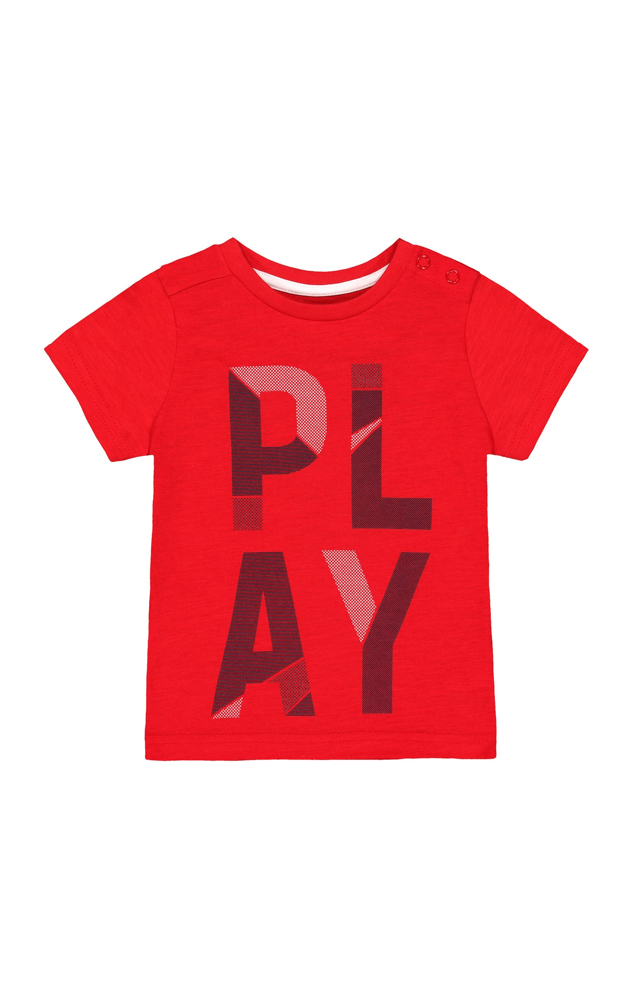 Mothercare | Red Printed T-Shirt