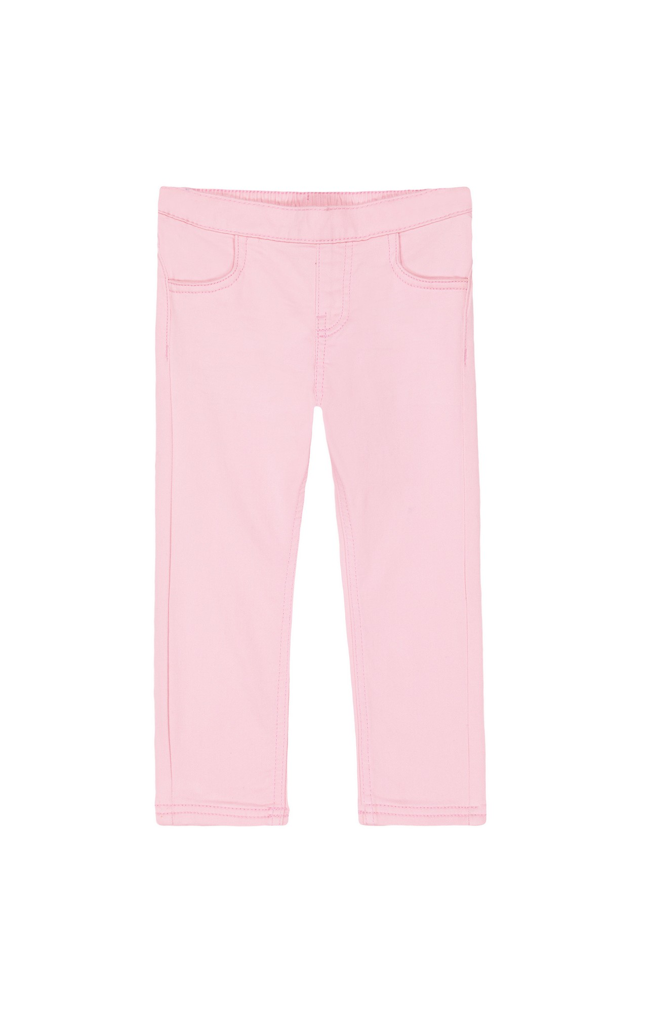 Mothercare | Pink Solid Casual Pants