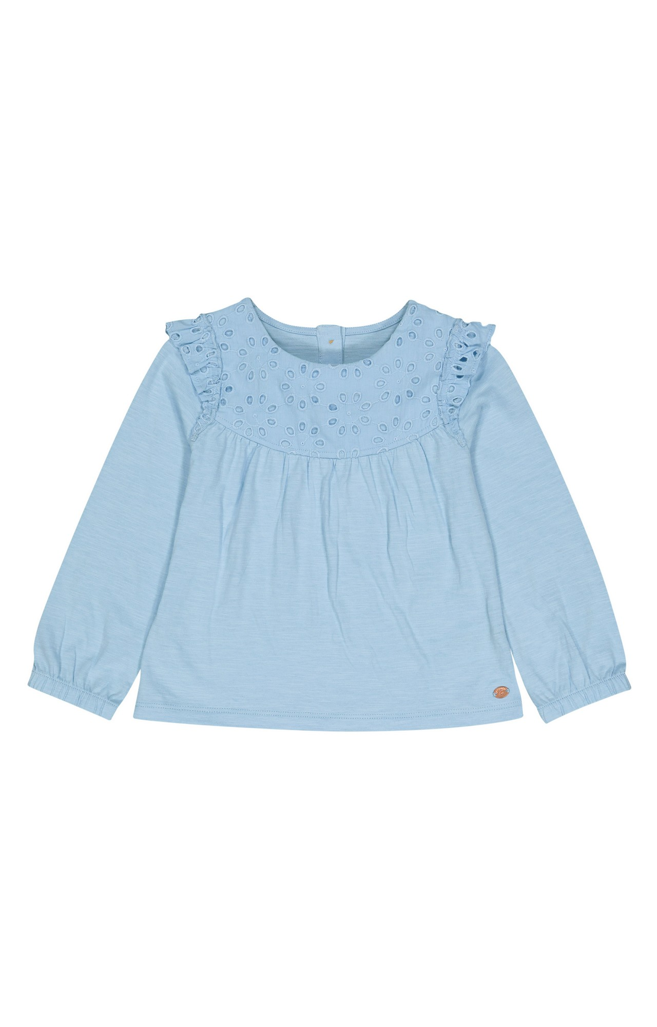 Mothercare | Blue Solid Top