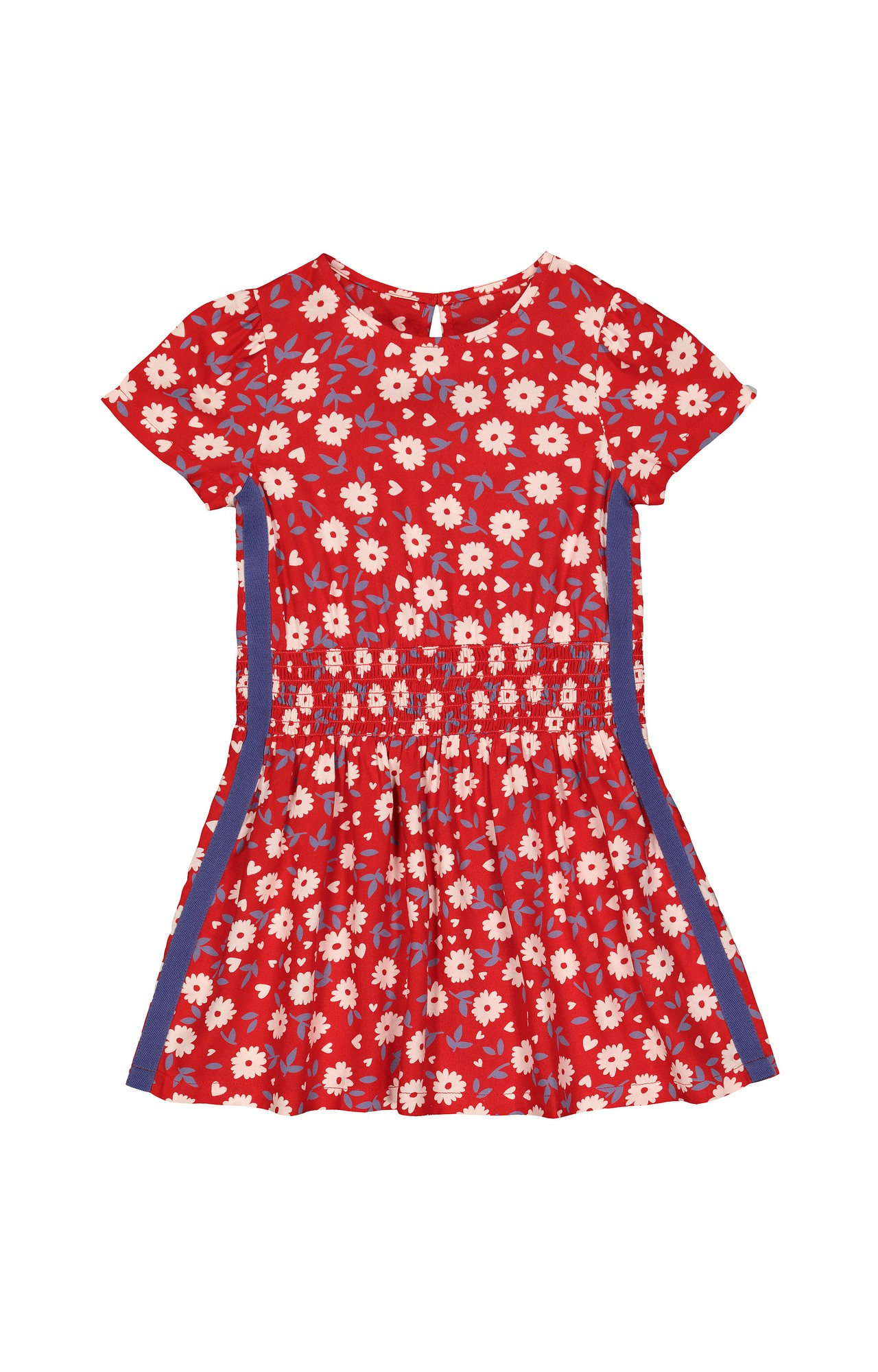 Mothercare   Red Printed Dress
